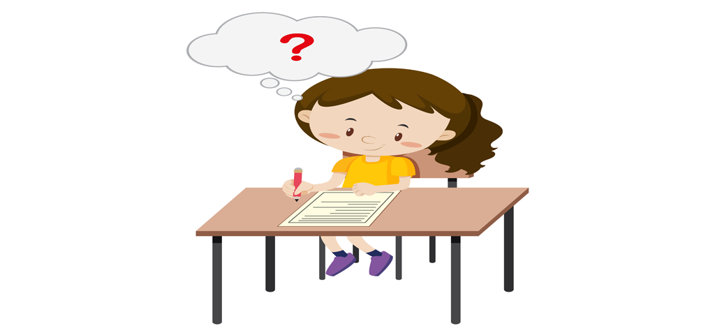 Exam pressure on child
