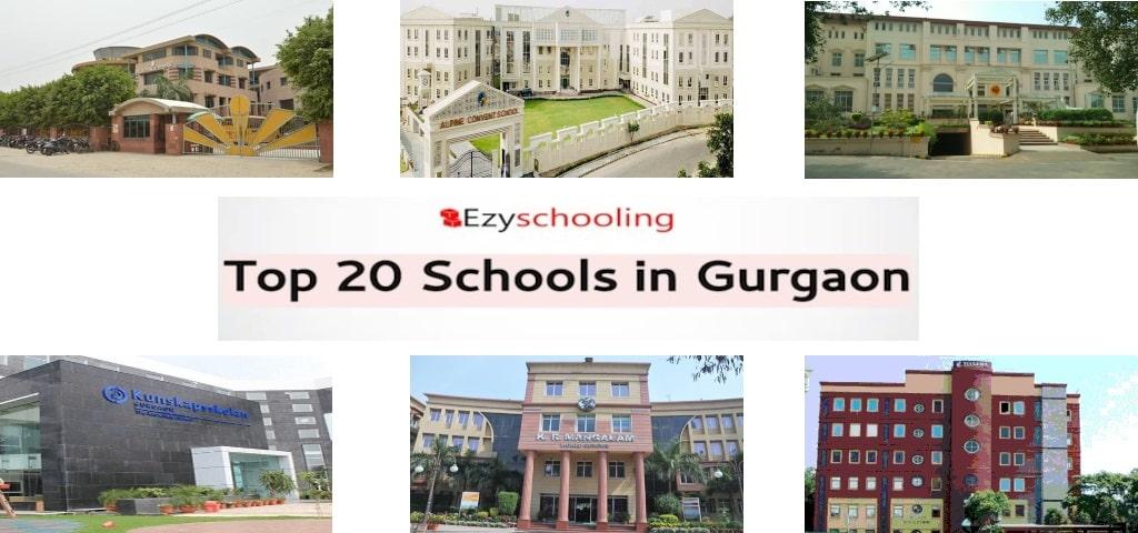 Top 20 Schools in Gurgaon