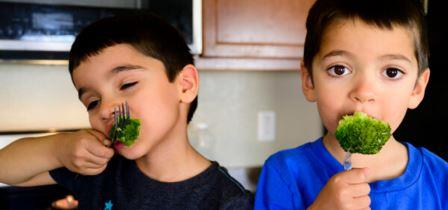 food to increase immunity in child naturally