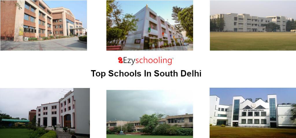 Top 20 Schools in South Delhi