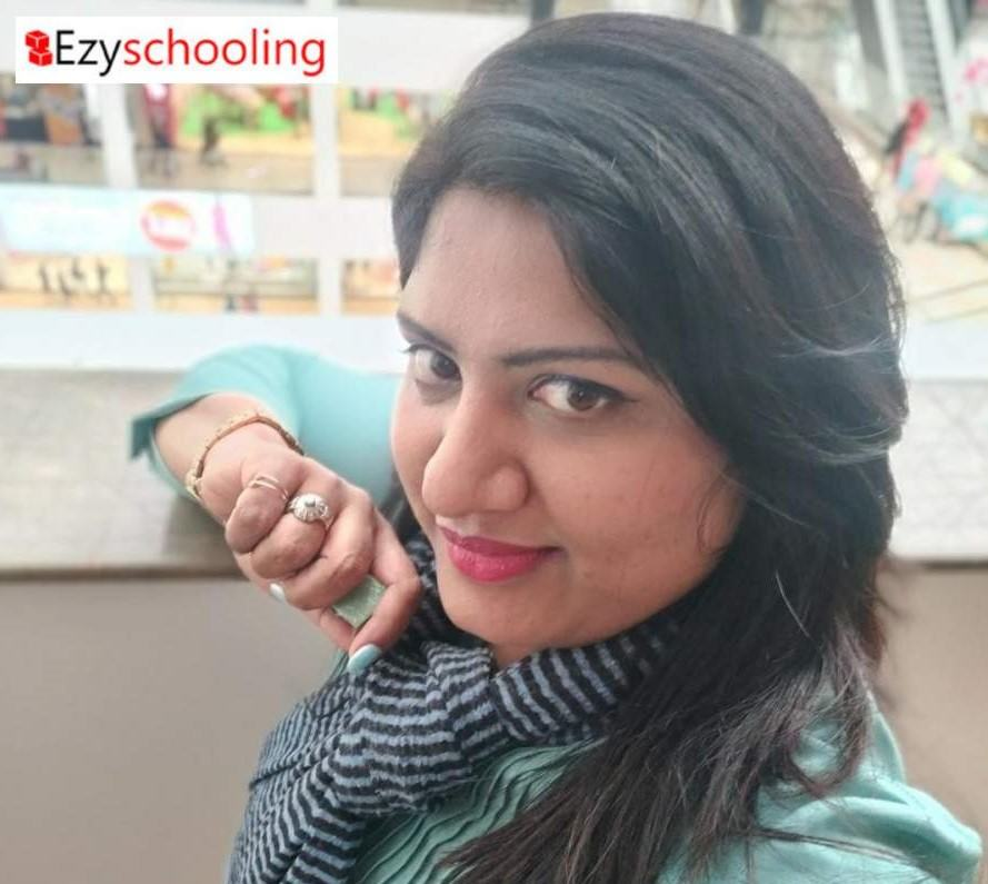 Mom blogger on online learning