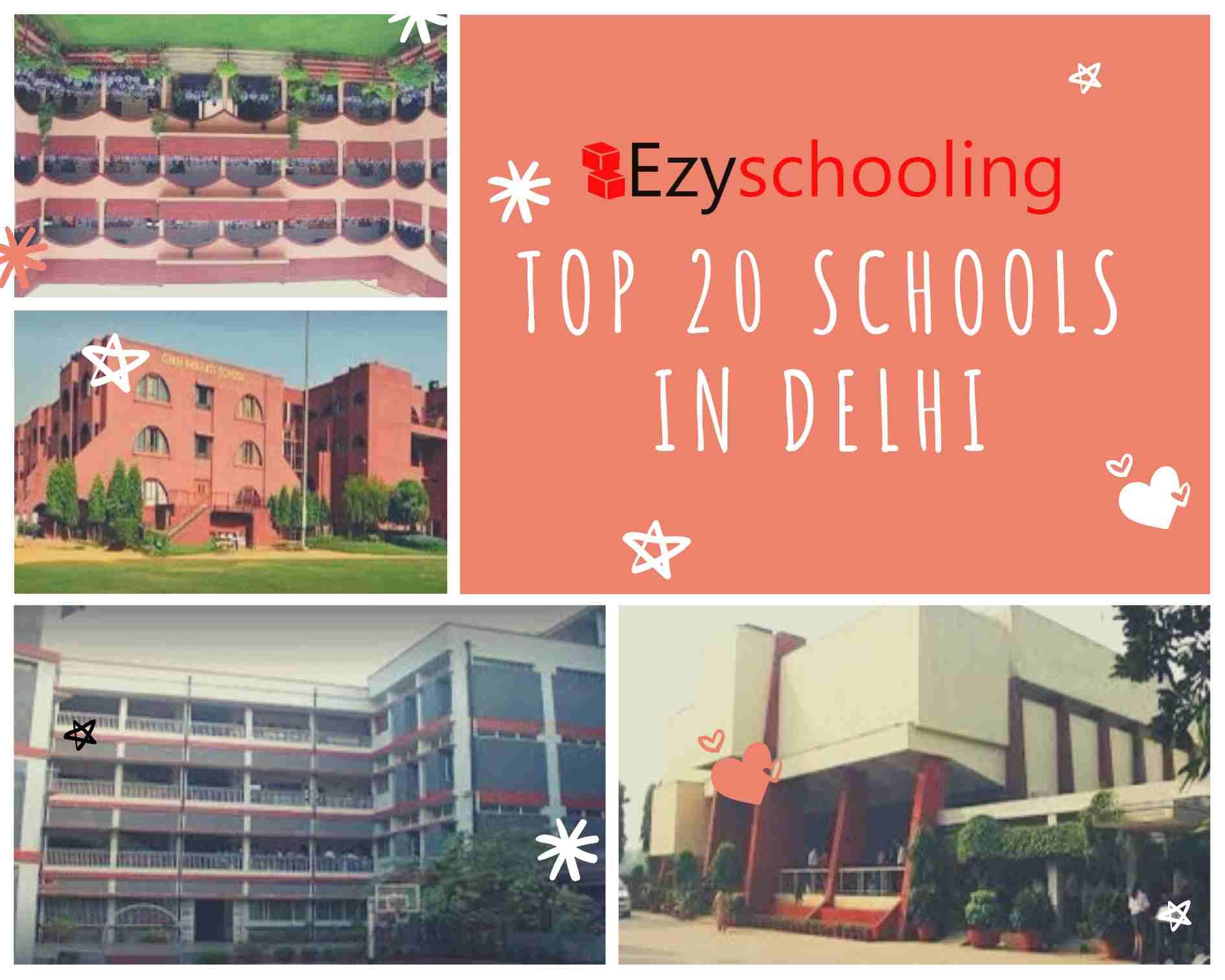 top schools in delhi