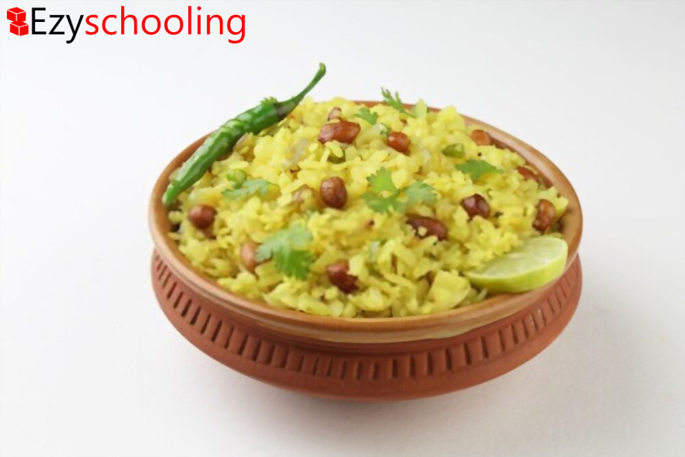 Reliable Recipes - Nutritious POHA