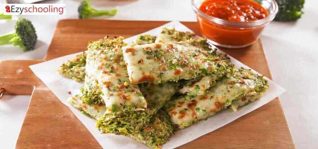 Broccoli Cheese Bread