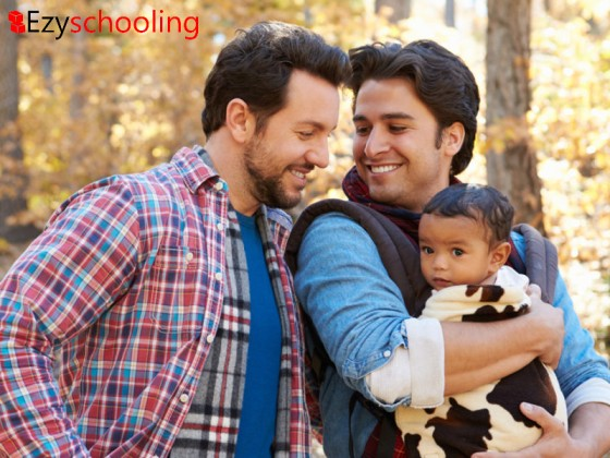 lgbt adoption- growing up with same gender parents