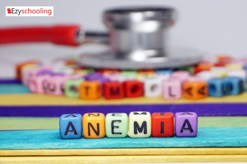 Anemia and Iron Deficiency in Kids