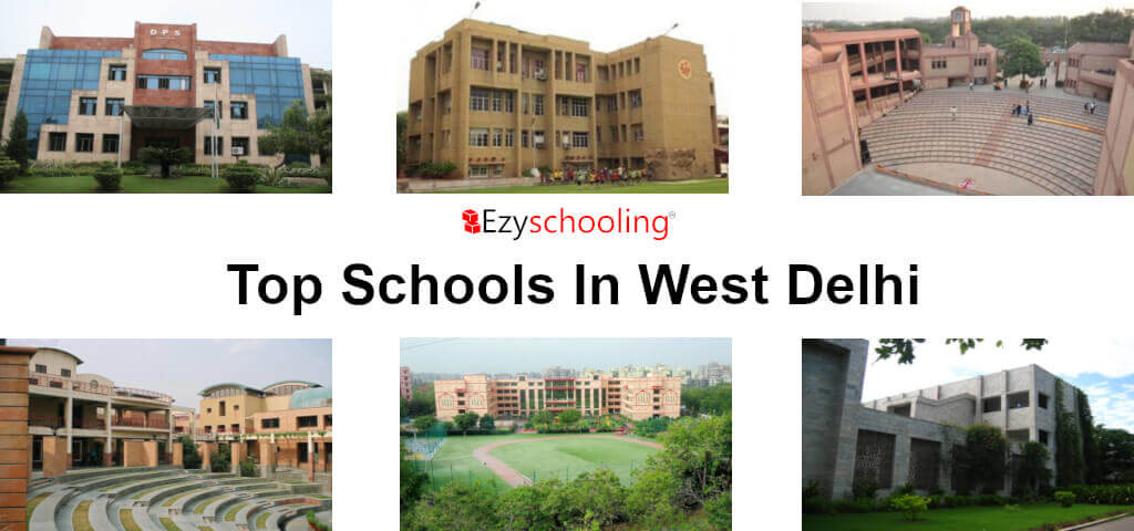 Top Schools In West Delhi