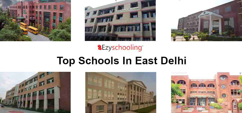 Top Schools In East Delhi