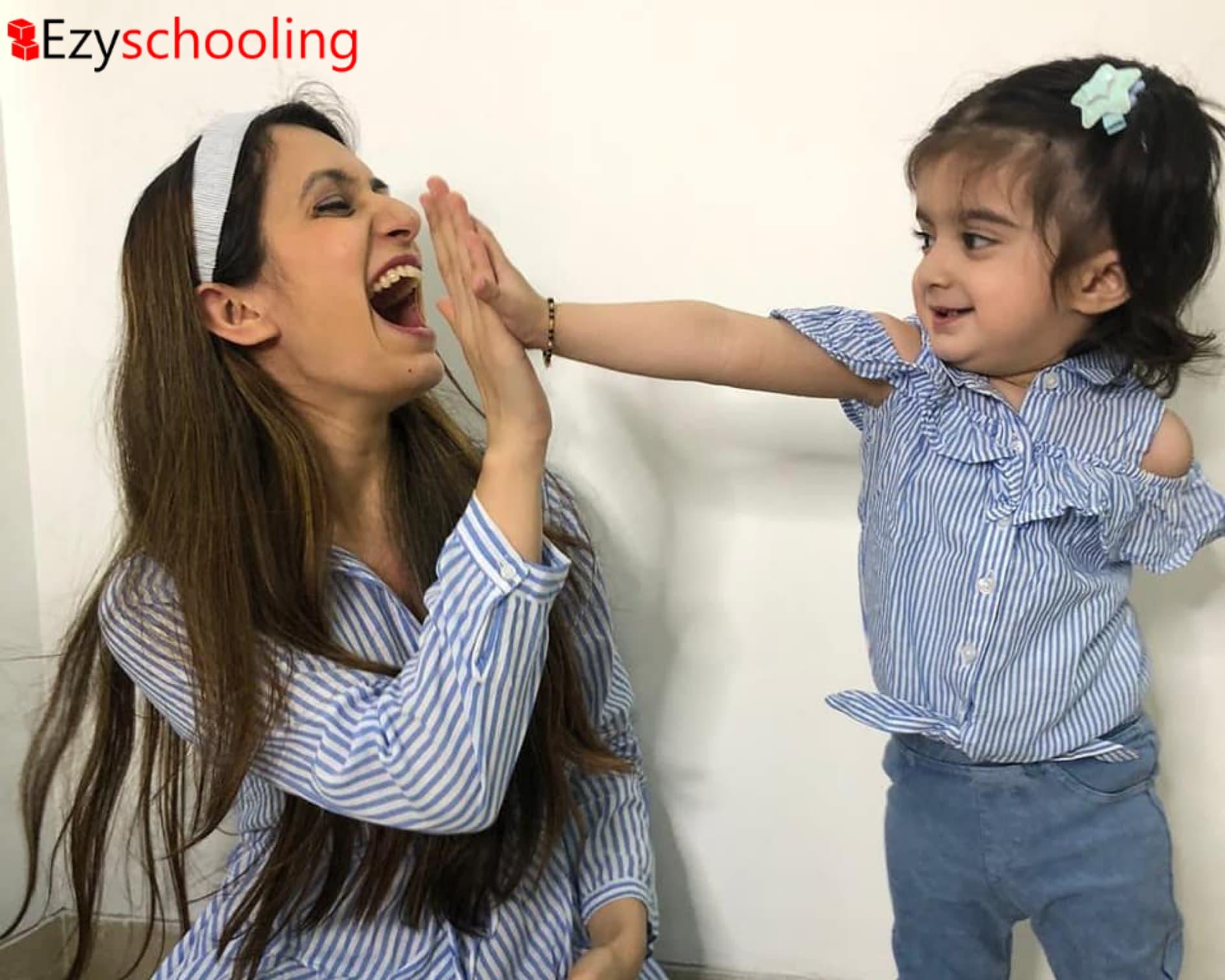 Megha Mehra Advocating on  Gender-Neutral Parenting