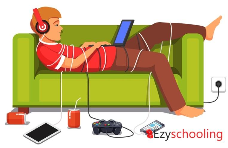 Digital Addiction in child