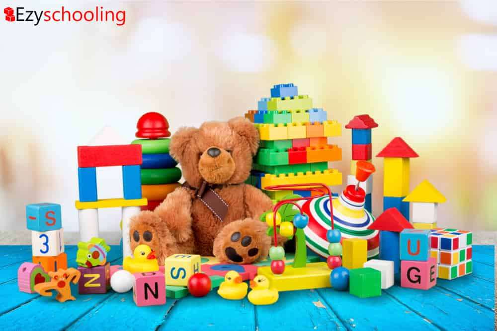 Finding the Right Toy for your Child