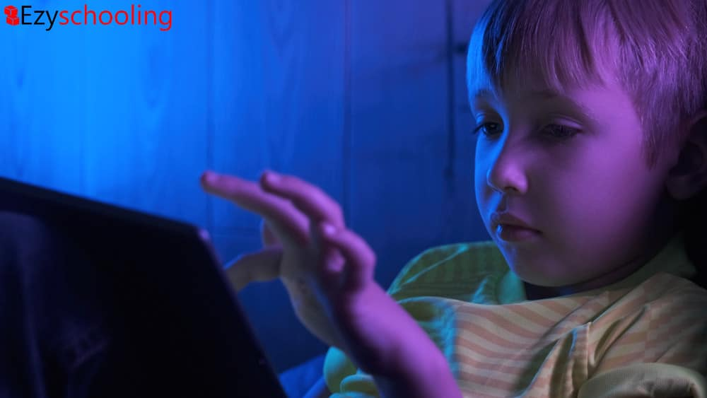 Link between screen time and anxiety