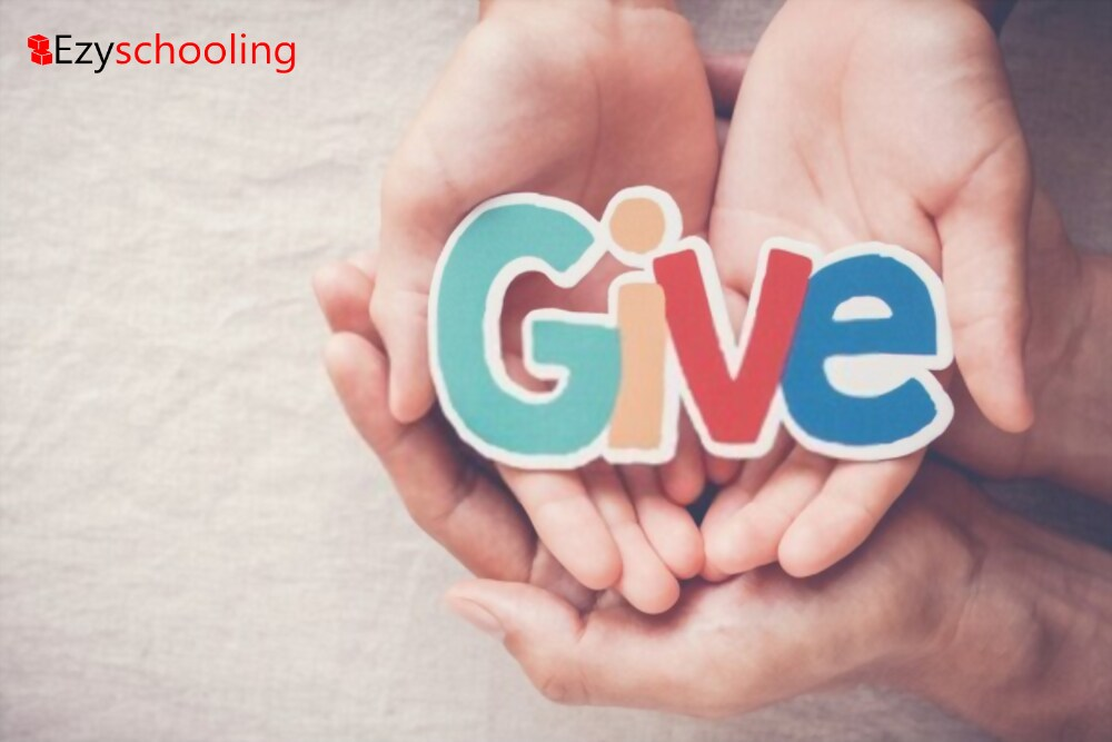 How to raise a generous child?