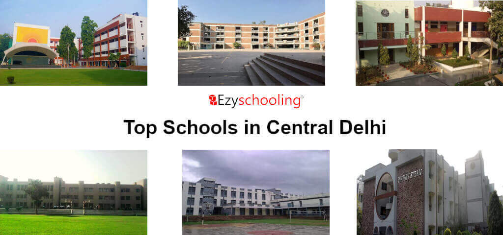 Top Schools In Central Delhi