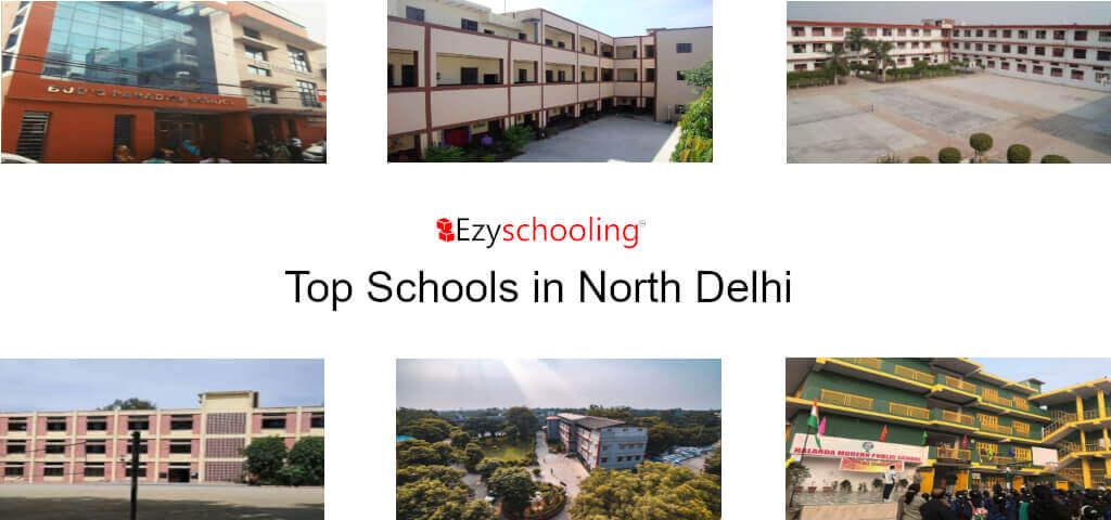 Top Schools in North Delhi