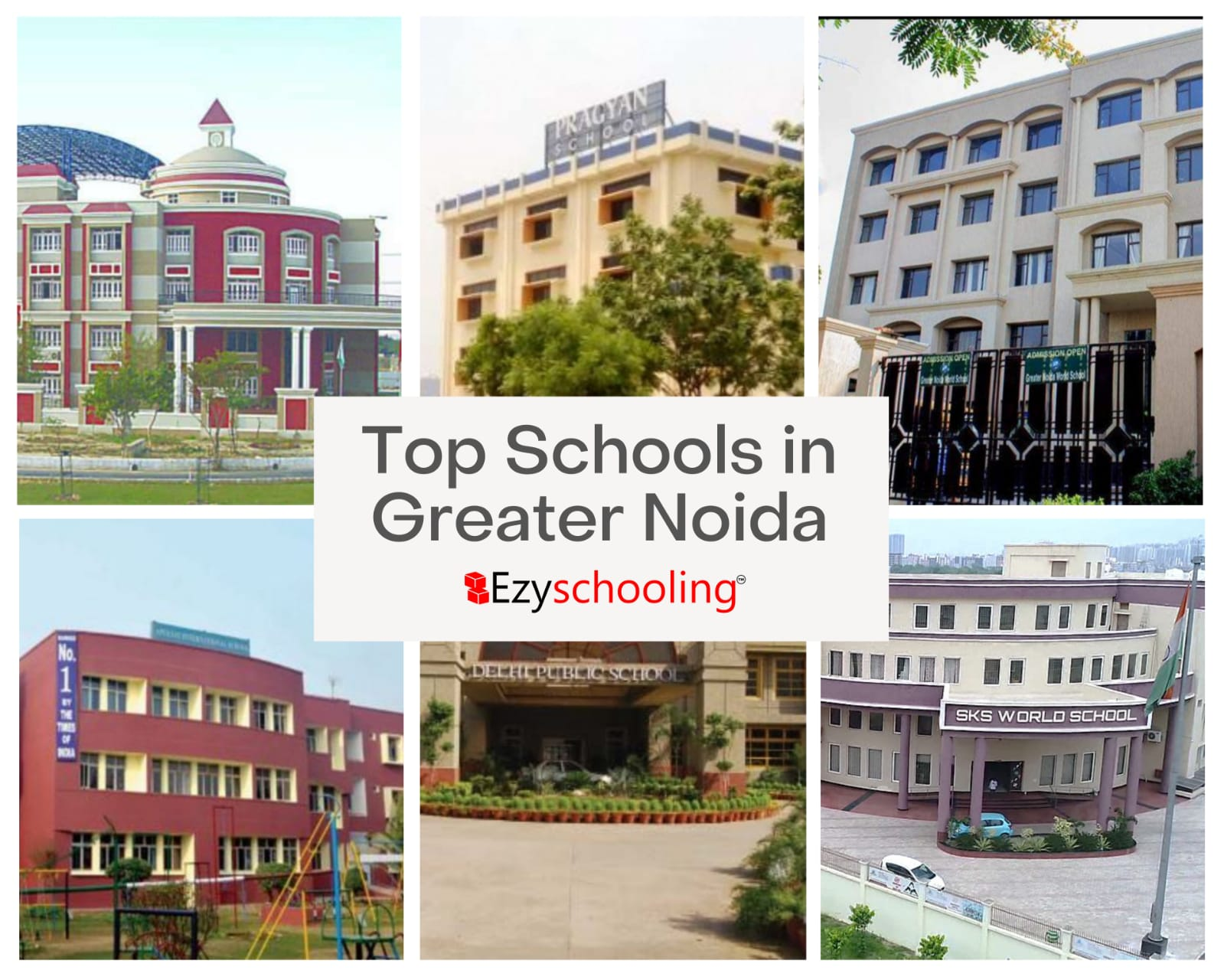 Schools in greater noida