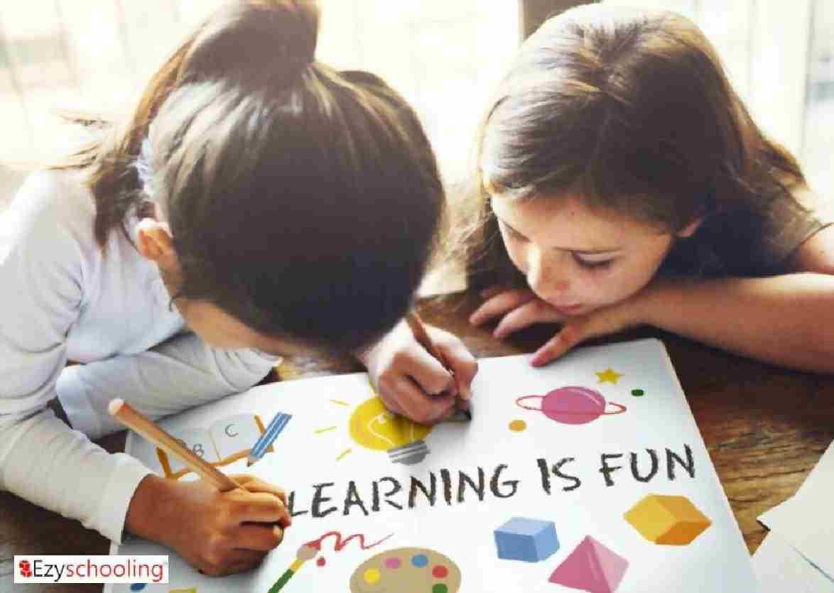 Moulding Education through Fun