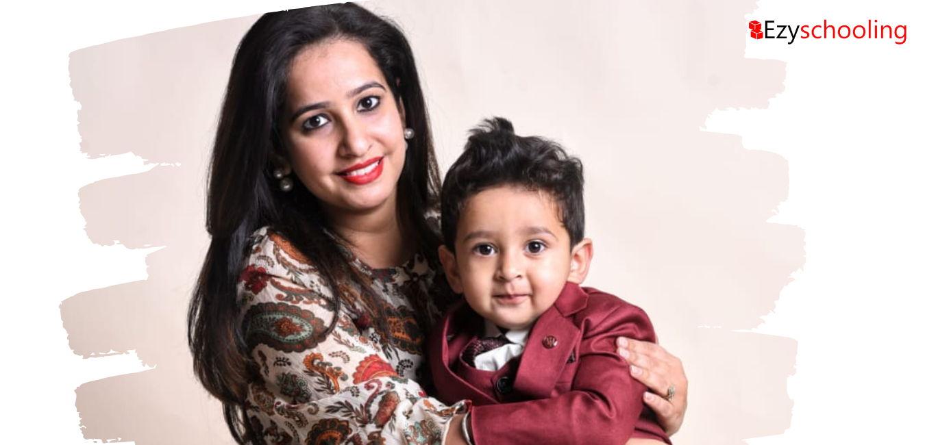 Banchika Bhawanani a Mom blogger