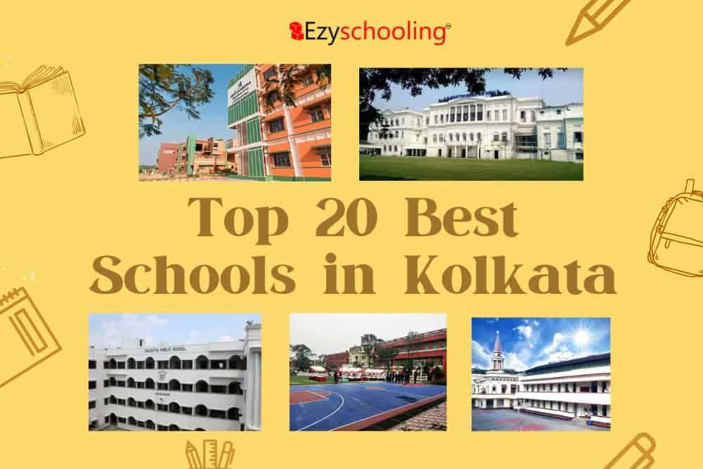 List of Top 20 Best Schools Kolkata
