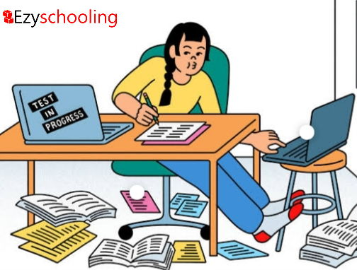 How To Resist Helping Your Children During Online Exams