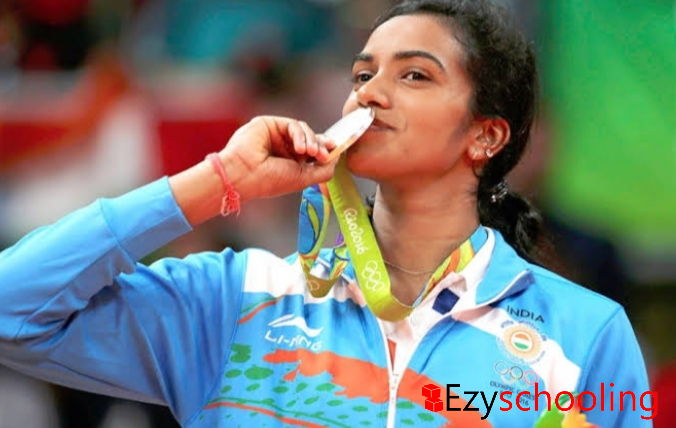 PV Sindhu Launches An Online Physical Education Course