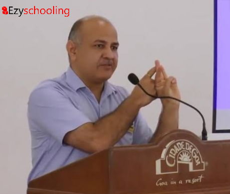 Manish Sisodia's Message To Parents And Teachers