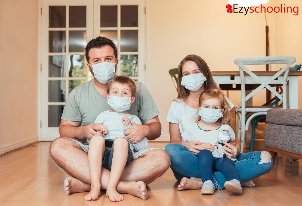 Parenting during Covid-19 pandemic