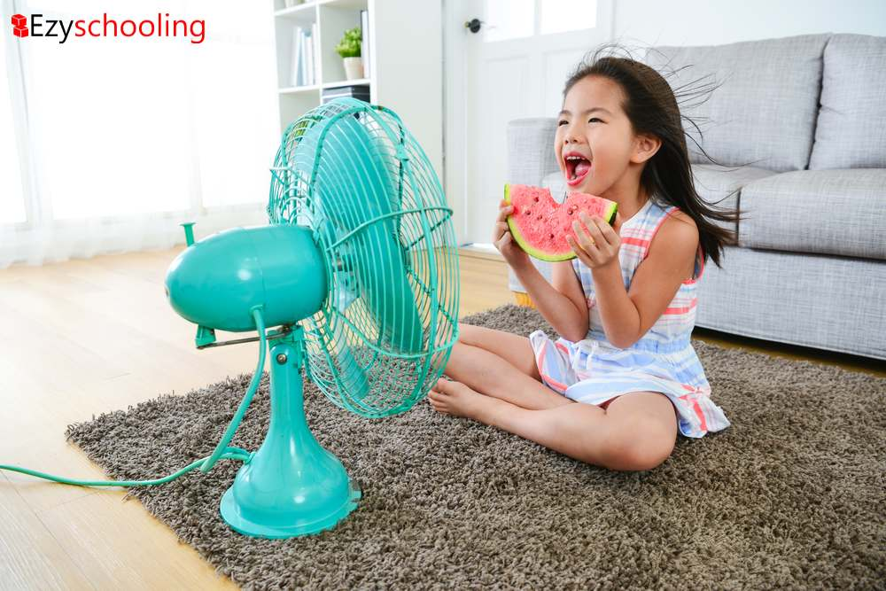 Parents should make the most of summer at home with kids