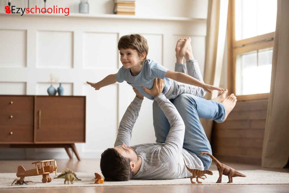 Parenting tips for first-time fathers