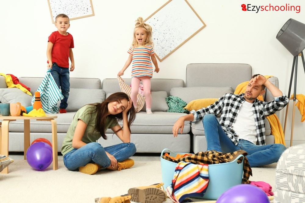 Signs of Parents spoiling their child rather than loving them