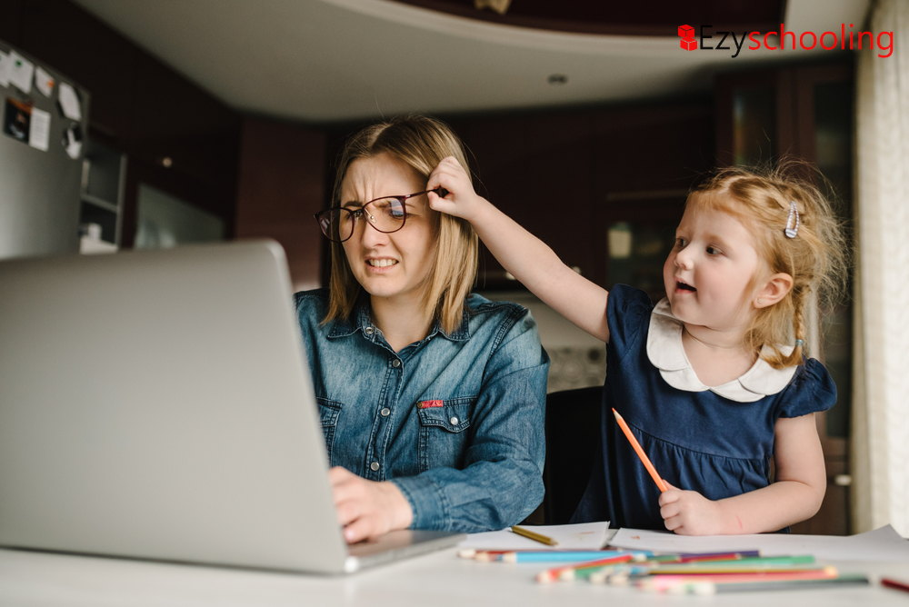 Tips to help homeschooling children in learning