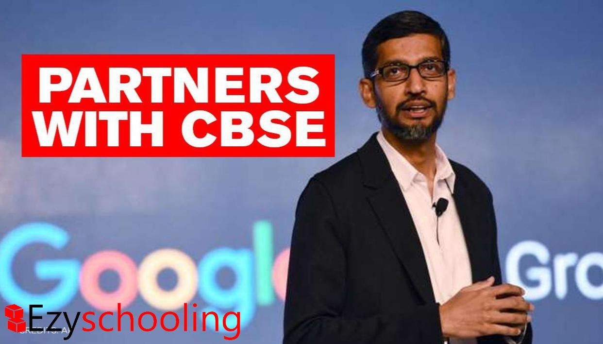 Google Aims To Train One Million CBSE Teachers