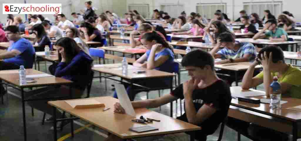 Examination Centers Tightened