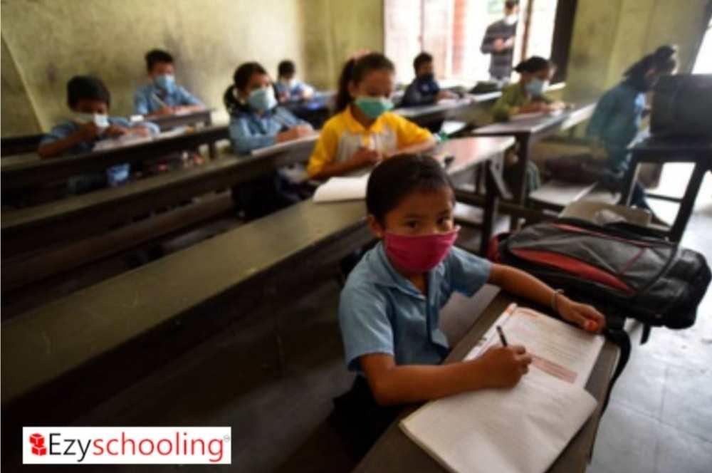 Schools reopen in Assam