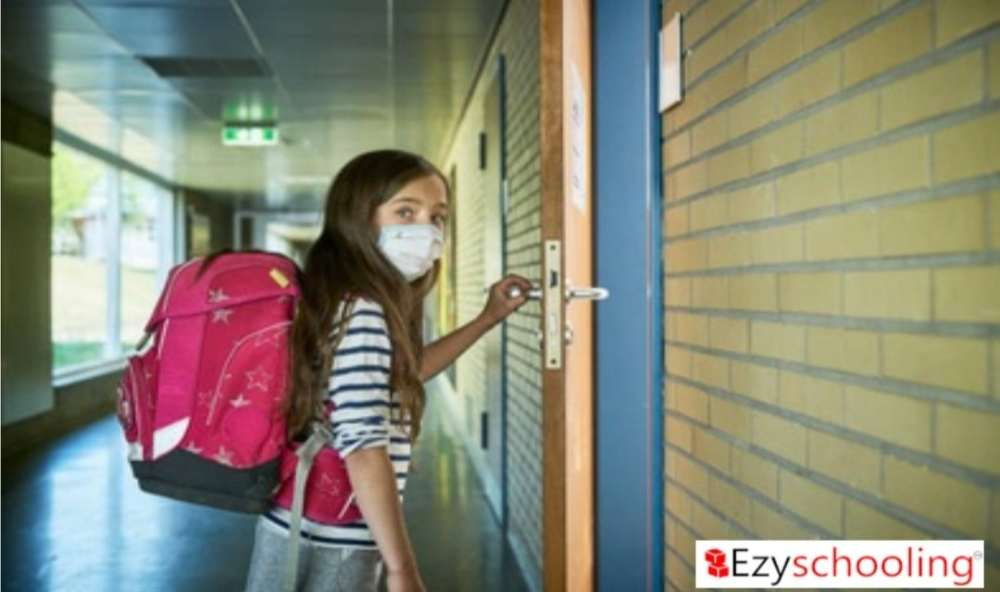 Delhi school reopening discussion
