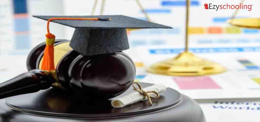 Law aspirants in a fix