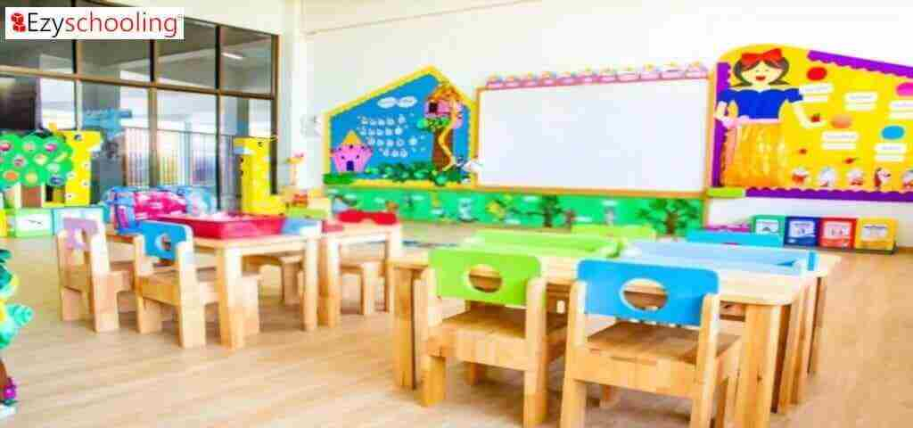 Kids did not attend nursery this year
