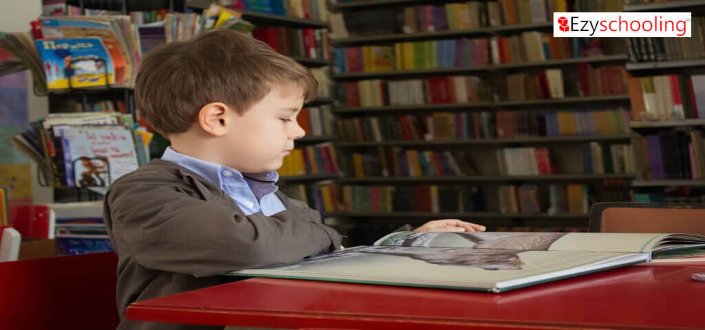 Why your children should read more books