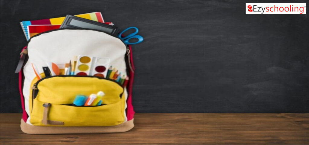 School Bag Policy 2020 will reduce pressure