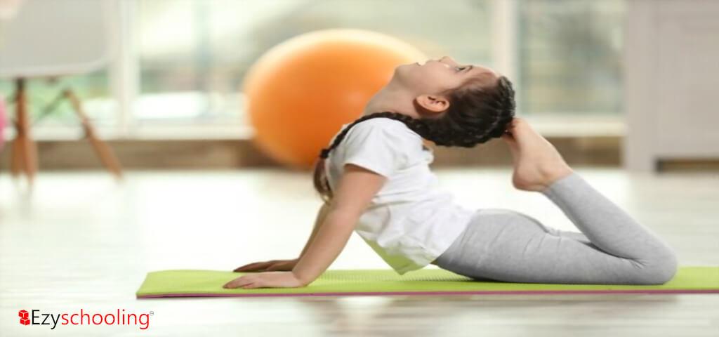 Yoga made fun