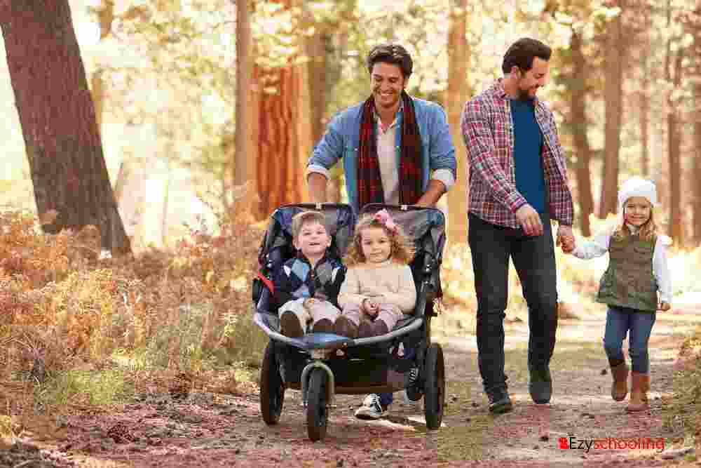 Don't fall into the nuclear family 'parent trap': What kids need most is love