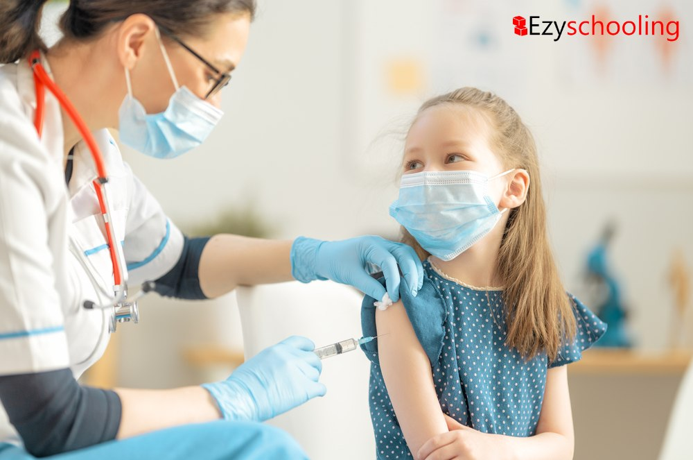 Vaccinating children against COVID not priority from WHO perspective