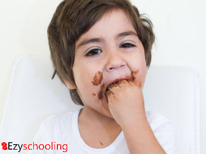 PICA- A behaviour of eating inedible items in toddlers