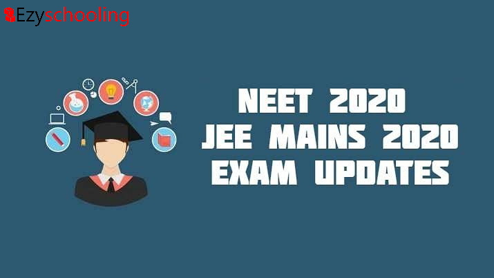 JEE Mains, NEET 2020 To Be Held On Scheduled Dates Only