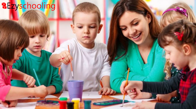 Schools In Ghaziabad For Nursery Admissions In 2020