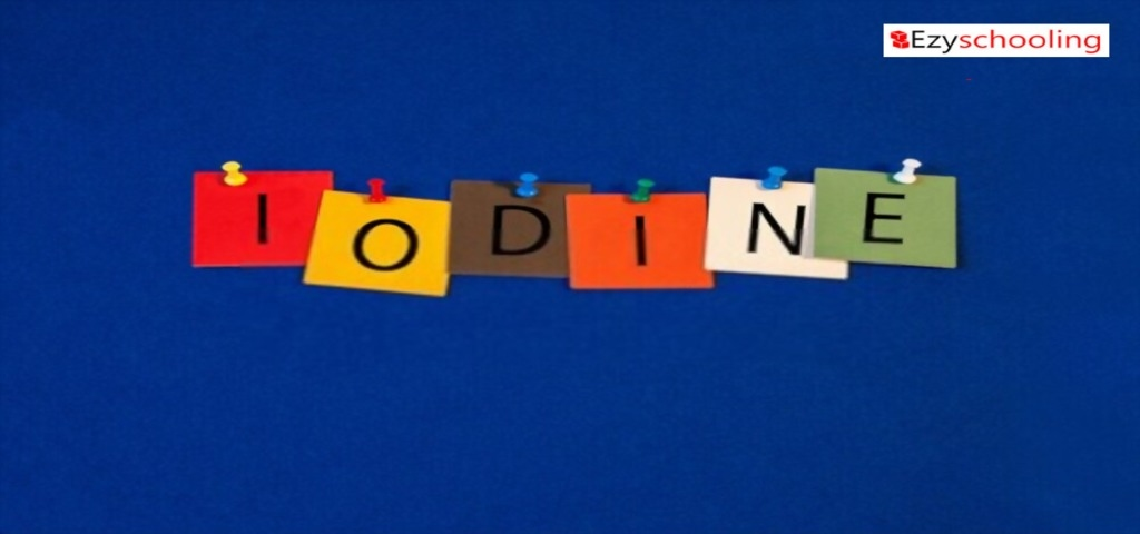 Role of Iodine in Child's health