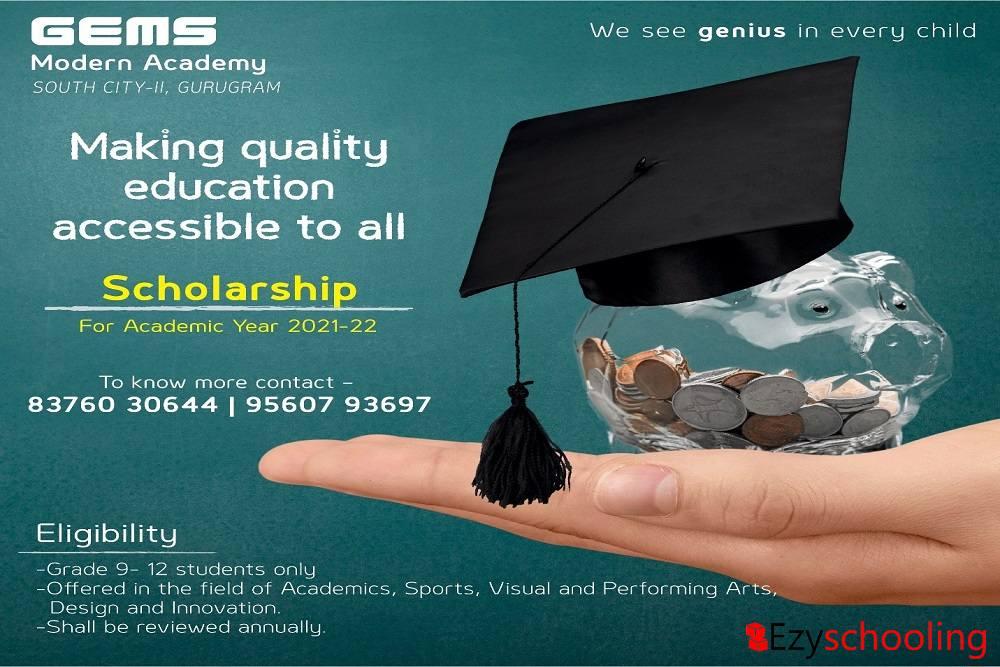 GEMS Scholarships