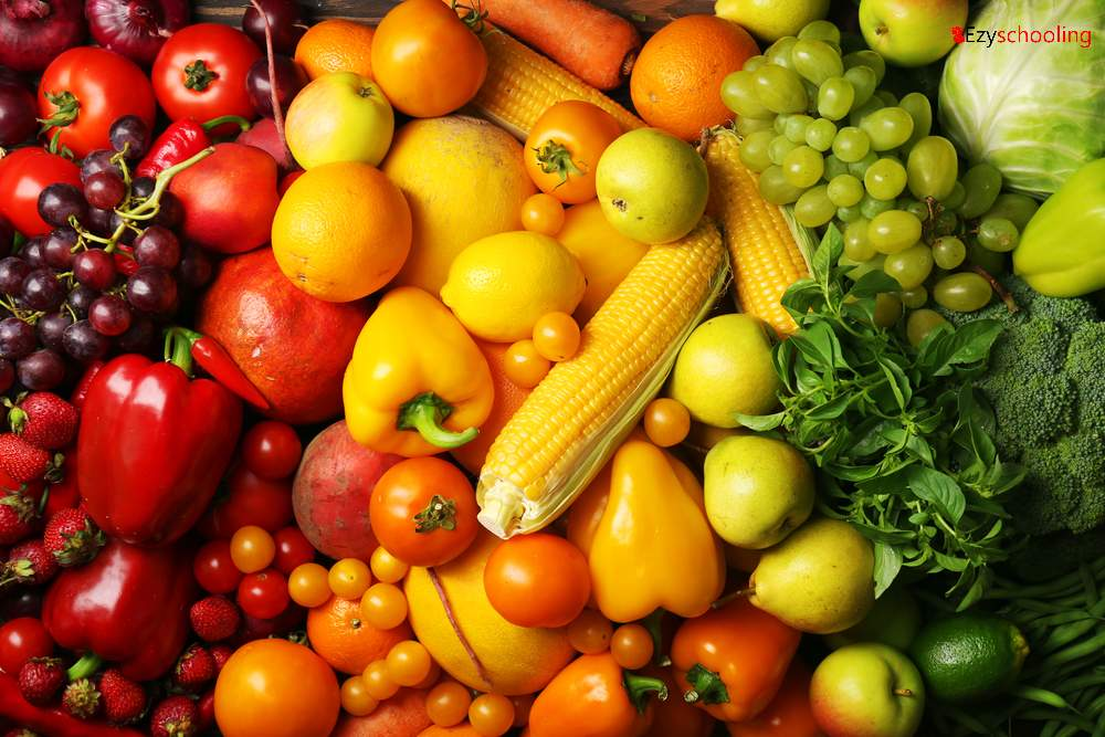 Have a fussy eater at home? Add these colorful fruits and veggies to their diet