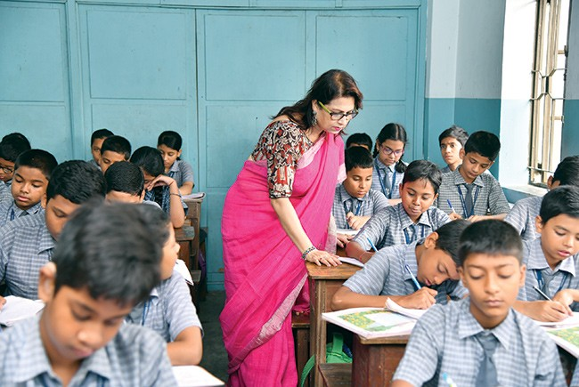 IIM to design short term courses for Teachers and Principals