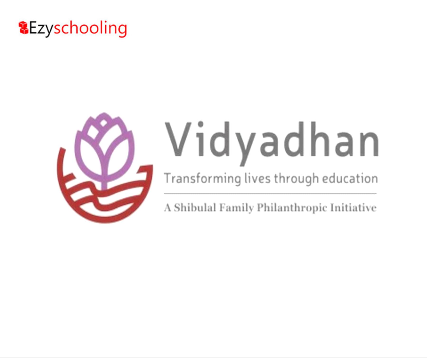vidyadhan scholarships